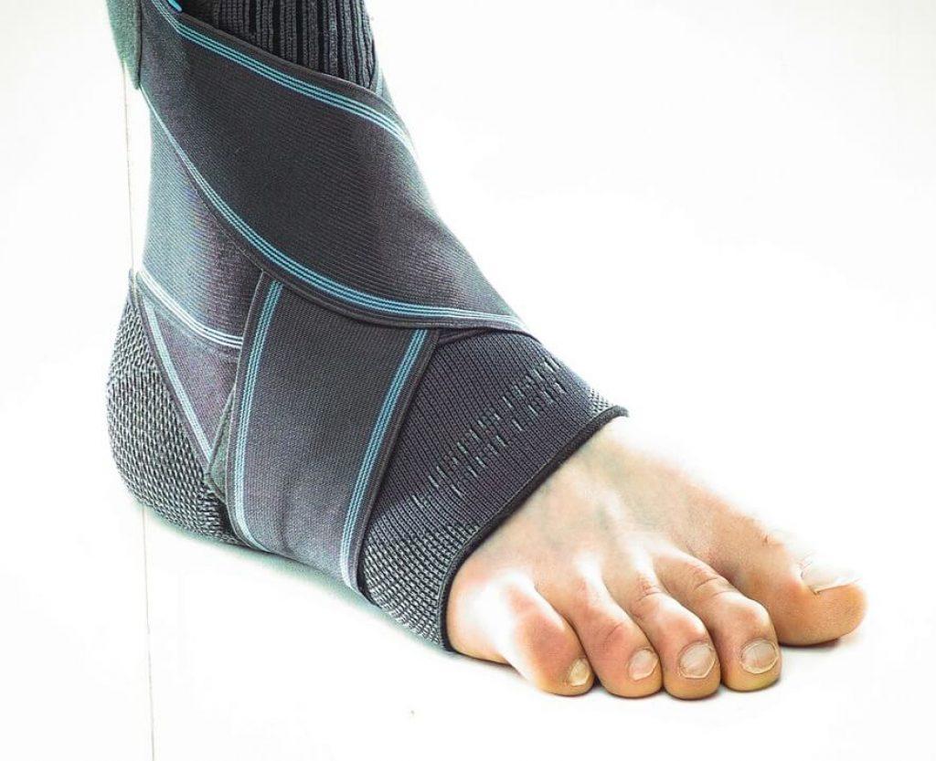 badminton ankle brace