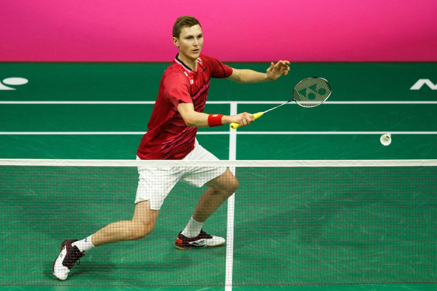 Viktor Axelsen's Badminton Racket in 2020