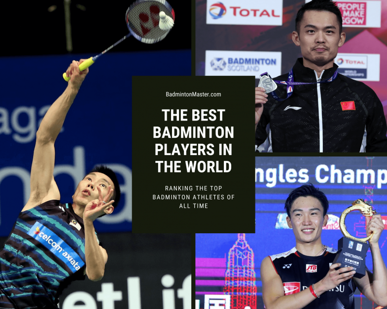 The Best Badminton Players
