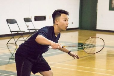 How to Grip a Badminton Racket