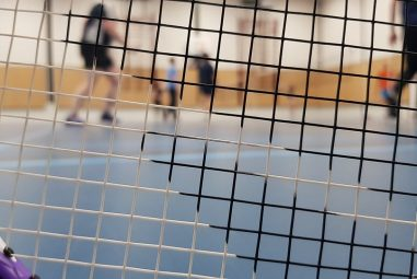 Training for Badminton Players: Quality Vs. Quantity