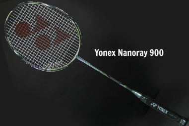 Yonex Nanoray 900 Review: Hit it Like Ashan