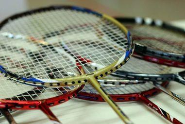 The Badminton Drive Shot